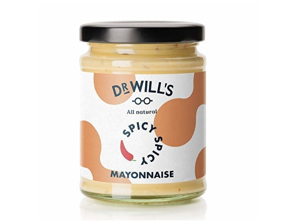 All Natural Spicy Mayonnaise
