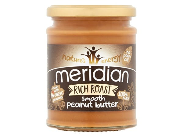 Rich Roast 100% Peanut Butter - Smooth