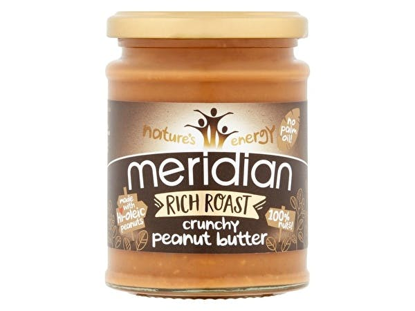 Rich Roast 100% Peanut Butter - Crunchy