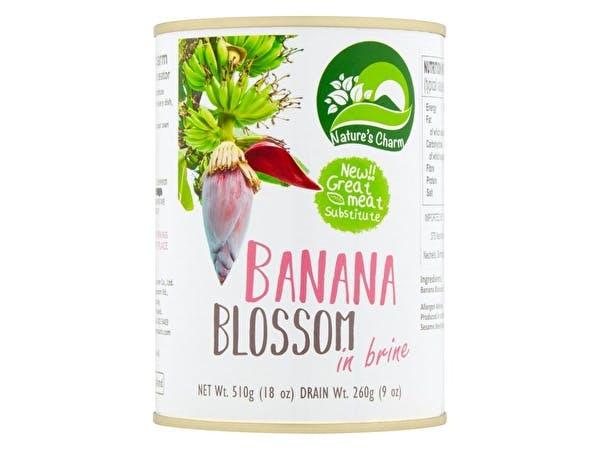 Banana Blossom In Brine