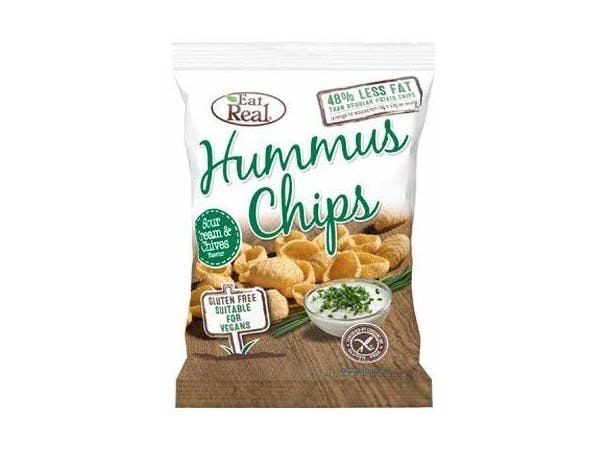Hummus Chips - Sour Cream Chives