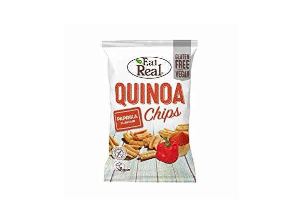Quinoa Chips - Paprika