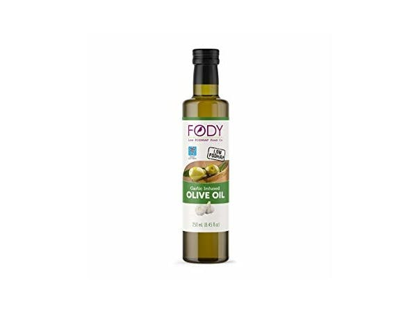 Garlic Infused Italian Olive Oil
