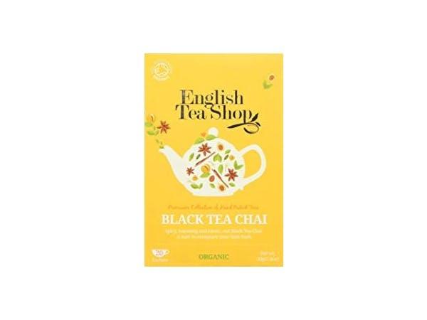 Organic Black Tea Chai