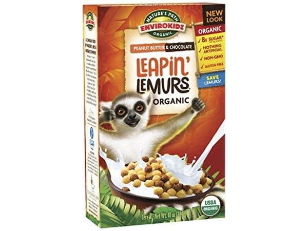 Enviro Kidz PNB & Chocolate Leapin Lemurs