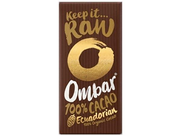 100% Raw Cacao Bar