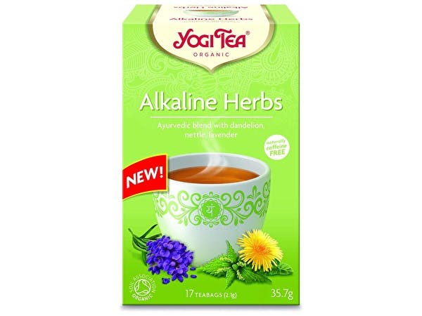 Alkaline Herb Tea