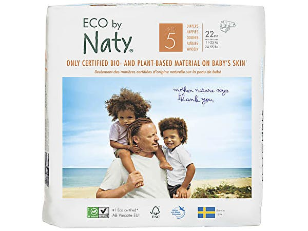 Nappies - Size 5