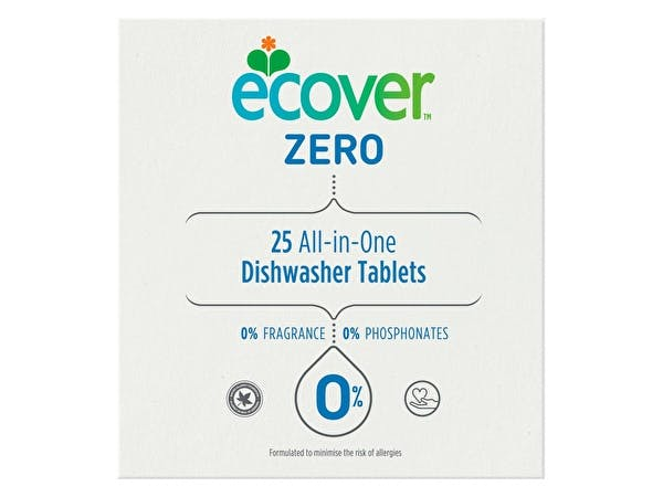 Zero Dish Washer Tablets - All In One