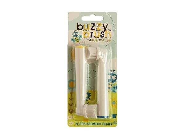 Buzzy Brush Replacement Heads