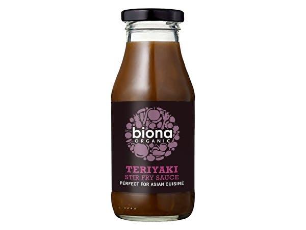 Organic Teriyaki Stir Fry Sauce