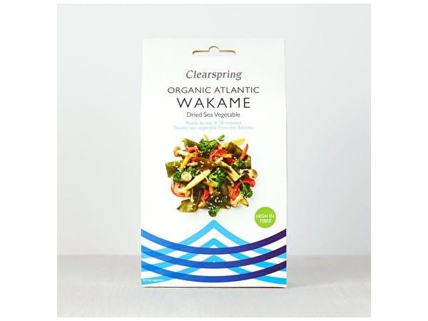 Organic Atlantic Wakame