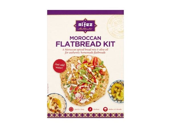 Moroccan Flatbread Kit