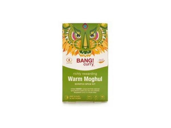 Warm Moghul Scratch Spice Kit