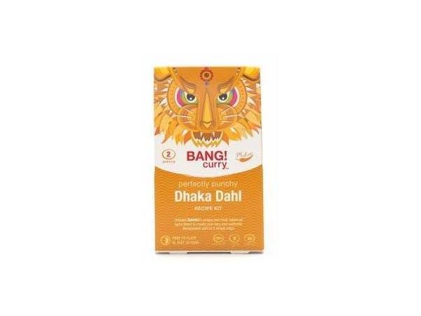 Dhaka Dahl Recipe Kit