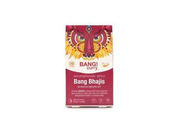 Bang Bhajis Recipe Kit
