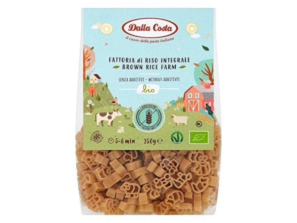 Gluten Free Brown Rice Farm Pasta