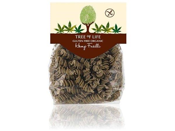 Organic Hemp Fusilli
