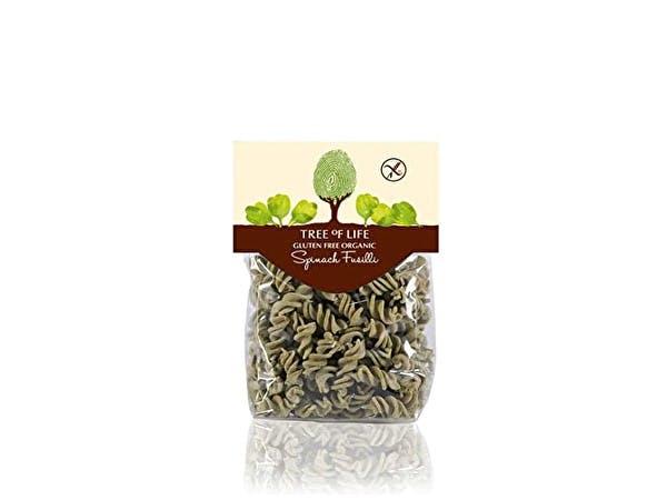 Organic Spinach Fusilli