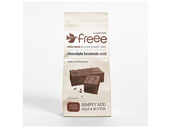 Freee Gluten Free Chocolate Brownie Mix