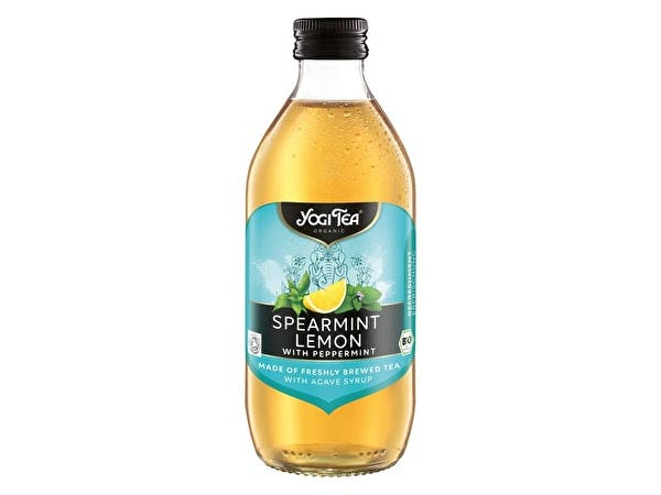 Spearmint Lemon Organic Cold Tea