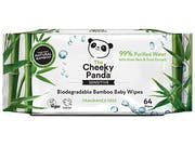 Biodegradable Bamboo Baby Wipes