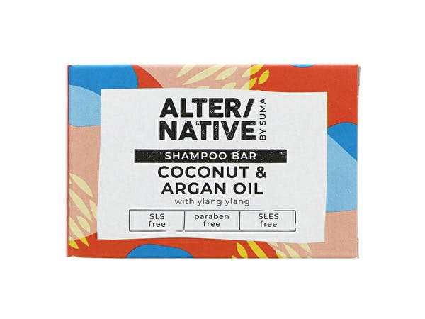Coconut & Argan Oil Shampoo Bar