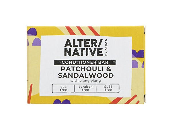 Patchouli & Sandalwood Conditioner Bar