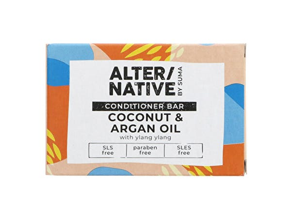 Coconut Argan & Ylang Ylang Conditioner Bar