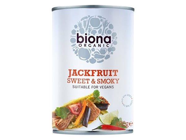 Organic Sweet & Smoky Jackfruit In Can