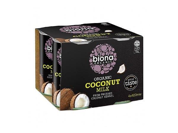Coconut Milk - Organic Classic Multipack
